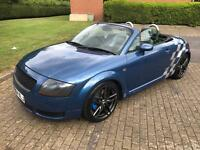 Audi TT convertible (225). **SHOWROOM CONDITION**