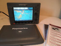 Raymarine E80 Classic Networked Multi Function Display - Chartplotter - Radar - Sonar - GPS