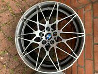 BMW F80 M3/M4 Genuine 666m Rear Alloys