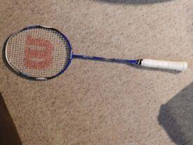 Badminton racket wilson
