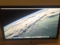 """iMac 27"""" for sale (amazing condition)"""