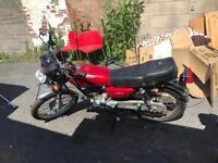 Honda cg 125 ( frame copy)