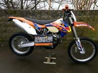 KTM 350 XCF ROAD REGISTERED MOTOCROSS ENDURO