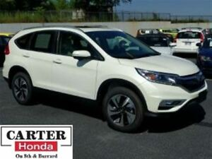 2016 Honda CR-V Touring + LOCAL + NO ACCIDENTS + CERTIFIED
