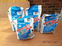 MAPEI ultracolour plus grout normal price £17.99 today price £5.00 per 5KG