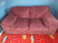 Harvey's large two seater sofa bed, very good condition