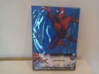 Spiderman Curtain Set
