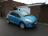 FORD KA 1.2 STUDIO 3DR SERVICE HISTORY 1 OWNER NEW MOT