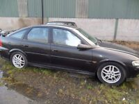vauxhall vectra 2.2 sri parts from a 2,2 sri 150 car black