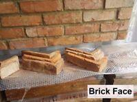 Brick Slips- CORNER BRICKS