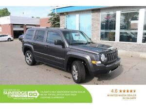 2017 Jeep Patriot HIGH ALITUDE
