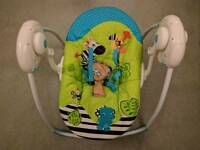 Bright Starts Portable, Electronic, Baby Swing