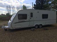Swift Delamere GT 4 Berth twin axle caravan