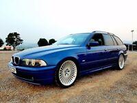 BMW E39 530D SE rare MANUAL touring estate