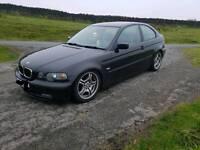 BMW 316 325 compact e46 drift car Not 330 320 232 e36
