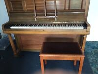 Free piano to collect