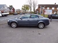 Audi A4 1.9 TDI, 2007, great condition, cruise control, grey
