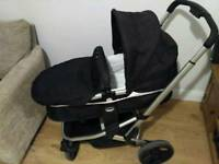 Mothercare Xpedior pushchair and car seat