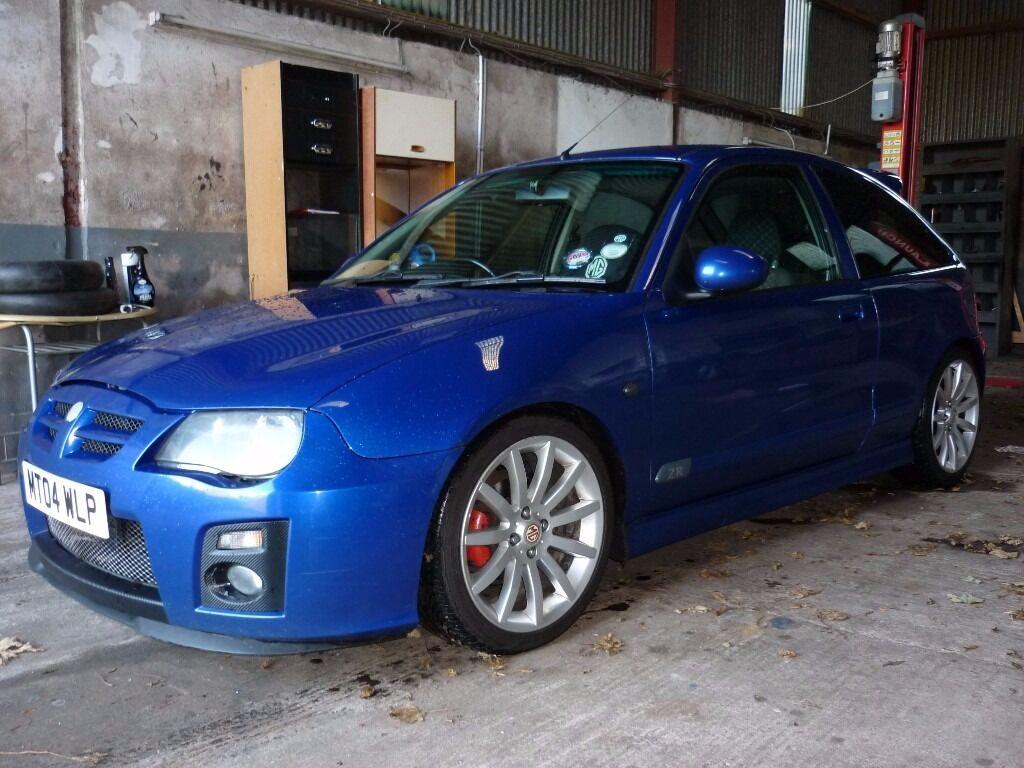 2004 MG ZR mk2 facelift 2.0 TD REMAPPED - *BREAKING* | in ...