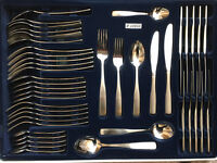 Judge Dunster 44 piece cutlery set - boxed