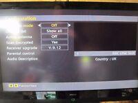 """Hitachi 42LDF30UB 42"""" LCD freeview, Full HD 1080p"""