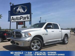 2015 Ram 1500 SLT| Lined Bed & Box| Tow Hitch Receiver | Satelli