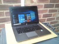 "HP Elitebook 850 i5 4th gen 500GB 8GB Backlit Keyboard Metal 15"" Windows 10 Professional Laptop"