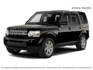 2012 Land Rover LR4 Base