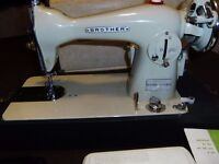 Brother Vintage Sewing Machine