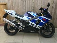 SUZUKI GSXR 1000 - 2019 mot - ride away - may swap/px cash either way