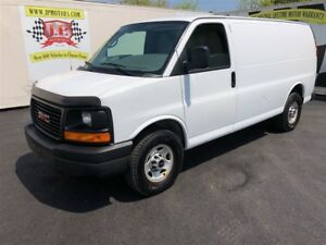 2013 GMC Savana Cargo Van, Back Up Sensor, Only 131, 000km