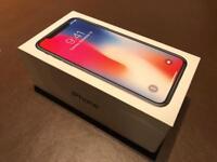 iPhone X 64GB Space Grey FREE Case
