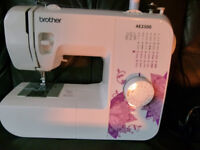 BROTHER SEWING MACHINE MODEL No AE2600