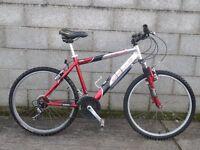 mens bike apollo 26'' aluminium frame