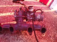 Golf mk4 tdi pd exaust manifold & turbo