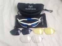 MAX special edition sunglasses with spare lenses