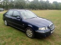 ROVER 45 IMPRESSION 3....SAVE....£145....WAS....£999....NOW....£850.