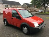 55 REG FORD TRANSIT CONNECT WITH 12 MONTHS MOT