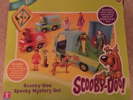 Scooby Doo Spooky Mystery set