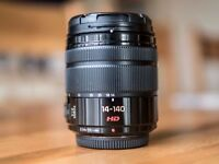 Panasonic LUMIX 14-140mm Zoom Lens IOS