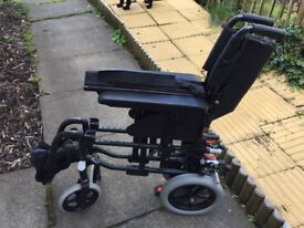 Manual Invacare Action 2 Wheelchair