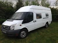Ford transit camper project 2011