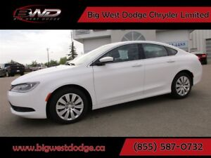 2015 Chrysler 200 LX  BLUE TOOTH / EXTENDED WARRANTY