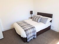 Six double rooms in a furnished house share