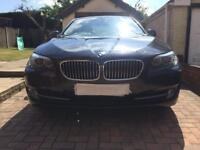 BMW 520d SE 2010 NEW SHAPE EXCELLENT CONDITION FULL SERVICE HISTORY IN GREY