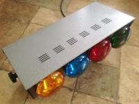 4-Channel Sound Activated Disco DJ Party Light