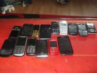 15 Mobile Phones Sold As Spares And Repairs Brought As Seen Untested
