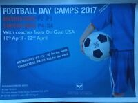 On Goal Football Camp is back