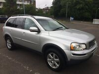 2009 XC90 ACTIVE GEARTRONIC, 95838miles, FSH, 1 YEAR MOT(no advisories) SILVER. GREAT CONDITION