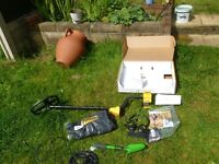 BOXED GARRET EURO ACE DIGITAL MOTION METAL DETECTOR AND EXTRAS